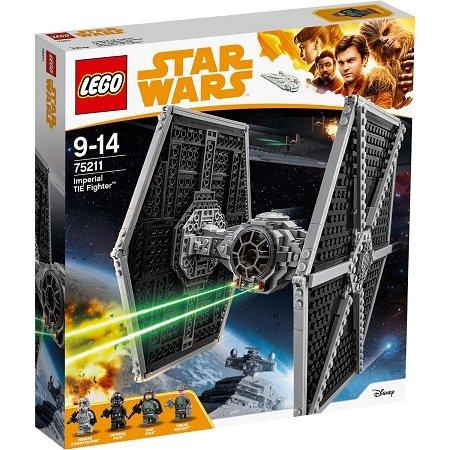 LEGO Star Wars - Imperial TIE Fighter (75211) für 39,99€ (statt 55€)
