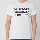 G-Star Raw Graphic 8 Rt Ss Herren T-Shirt für 23,99€ inkl. Versand (statt 30€)