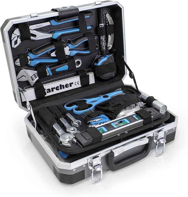 Karcher Werkzeugkoffer 114-teilig für 79,99€ (statt 100€)