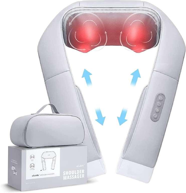 U/B Nackenmassagegerät mit Wärme (verstellbar, 3 Geschwindigkeiten) für 19,79€ inkl. Prime Versand (statt 36€)