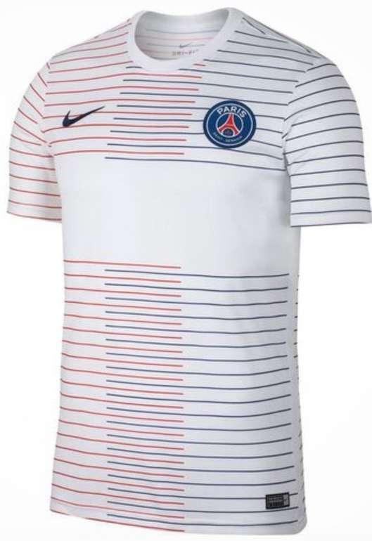 Nike Paris Saint-Germain Saison 19/20: Pre Match Aufwärmtrikot ab 23,39€ (statt 32€) - Galeria App!