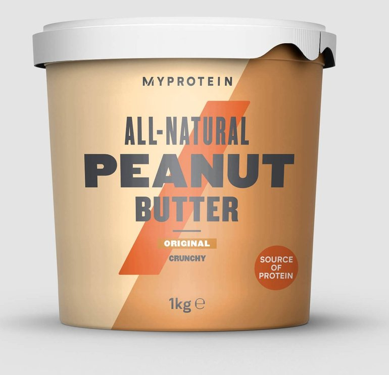 Myprotein: 37% Rabatt + kostenloser Versand (ab 1€) - 1Kg Erdnussbutter je 6,42€