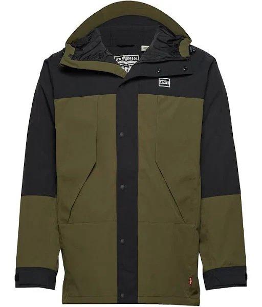 Levi's Jacke in olive/schwarz für 67,91€ inkl. Versand (statt 85€)