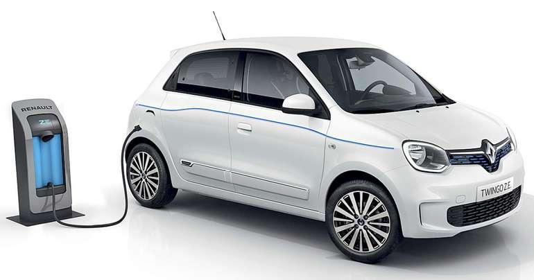 Gewerbeleasing: Renault Twingo mit 82 PS für 42,71€ netto mtl. (BAFA, LF: 0.21, Überführung: 790€)