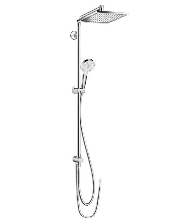 Hansgrohe Crometta E 240 1jet Showerpipe Reno Duschsystem für 198,58€ (statt 236€)