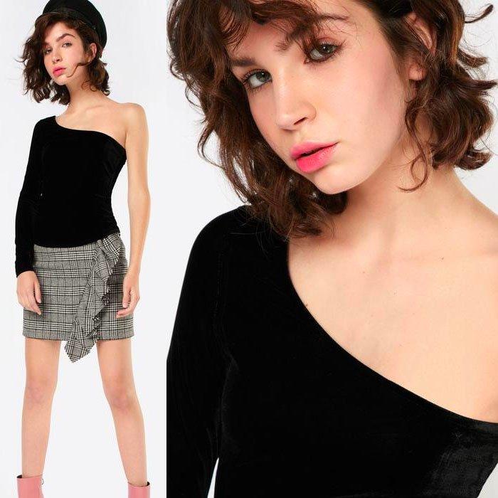 Damen Shirt  'onesleeve' von Review für 4,41€ inkl. Versand (statt 15€)