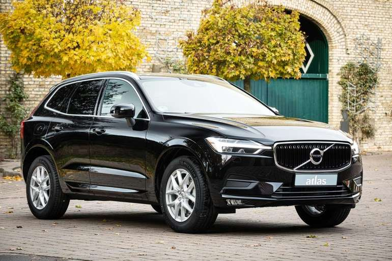 Privat- & Gewerbeleasing: Volvo XC 60 (190 PS, Diesel) für 349,00€ Brutto mtl. (LF: 0,62)