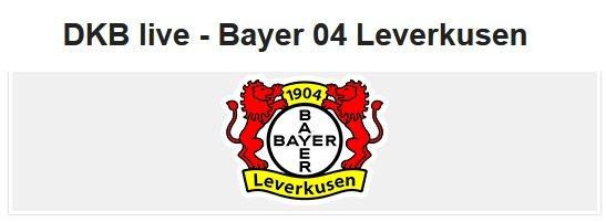 2 Tickets für Bayer 04 Leverkusen vs. 1. FC Union Berlin als DKB Aktivkunde