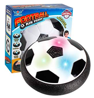 T.G.Y Air Power Fußball bzw. Hover Ball mit LED Beleuchtung zu 8,39€ inkl. Prime