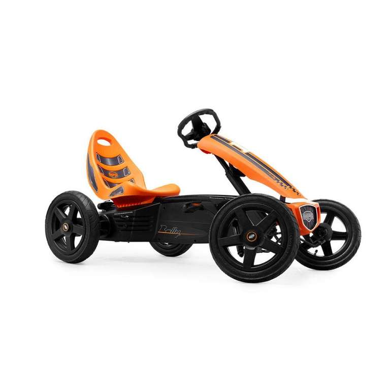 Berg Pedal Go-Kart Rally Orange für 339,99€ inkl. Versand (statt 379€) + 7-fach babypoints