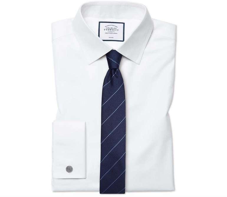 3er Pack Charles Tyrwhitt Herren Hemden für 76,95€ inkl. Versand (statt 109€)