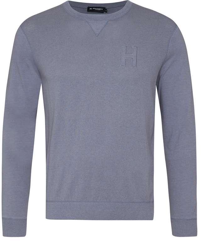 Hackett London Jersey Knit Herren Sweatshirt für 49,99€ inkl. Versand (statt 100€)
