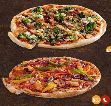 Dominos: 2x Pizza in Classic (25cm) für nur 13€ – (nur bei Lieferung!)
