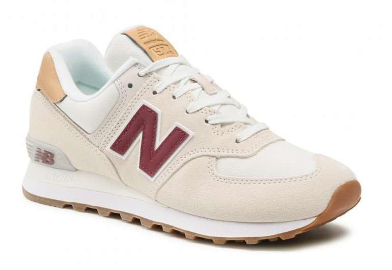 New Balance Herren Sneaker ML574NR2 in Beige für 56,10€ inkl. Versand (statt 65€)