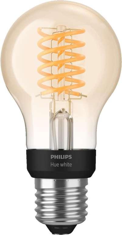 Schnell? Philips Hue Classic Filament E27 für nur 9,99€ zzgl. Versand (statt 16€)