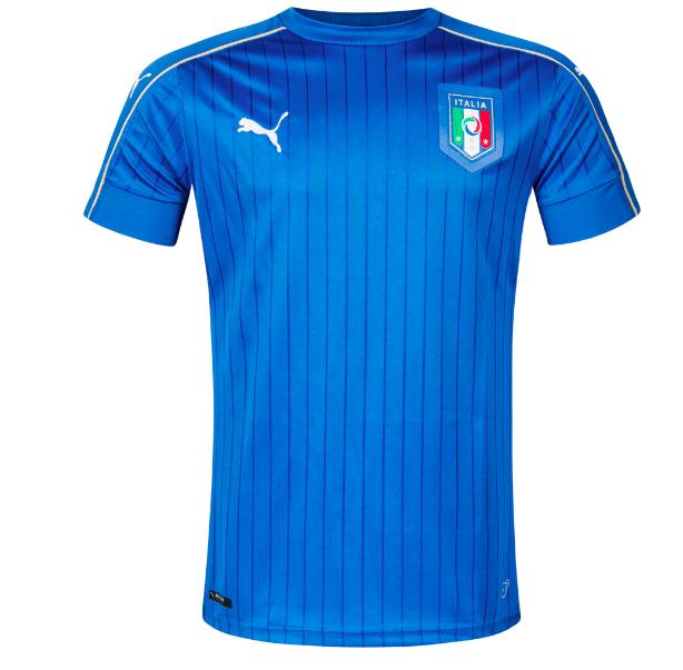ITALIA Heim Trikot von PUMA für 17,99€ zzgl. 3,95€ Versand