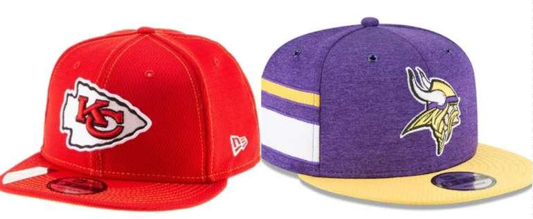 New Era 9Fifty NFL Minnesota Vikings und andere NFL-Caps für 20€ inkl. Versand (statt 28€)