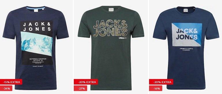 About You Jack & Jones T-Shirt Sale 2