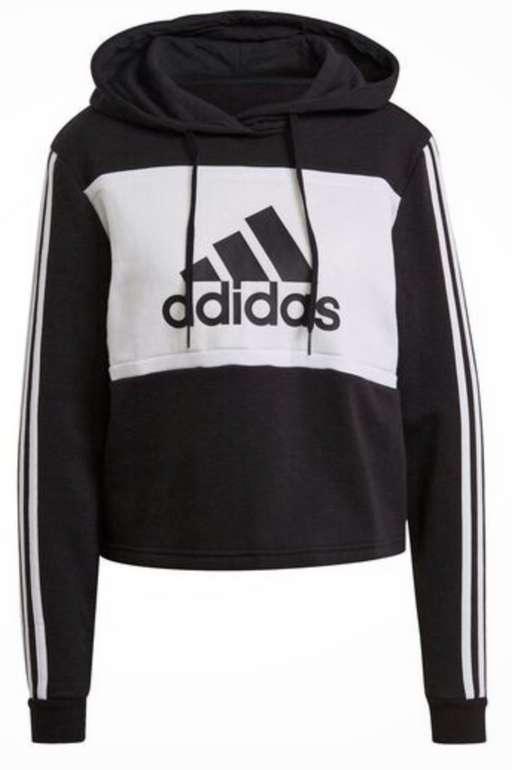 Galeria mit -50% Rabatt auf bereits reduzierte Artikel (MBW: 100€) - z.B adidas Damen Hoodie Logodetail für 14€