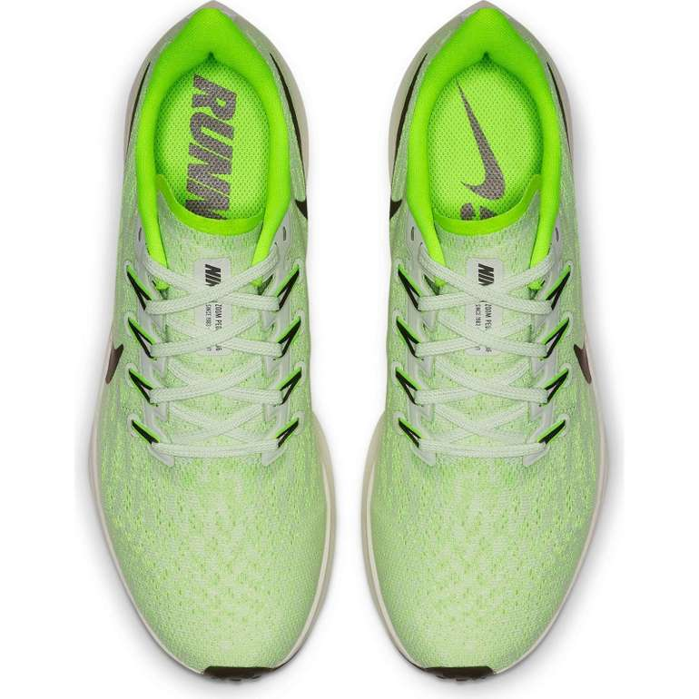 Nike Performance Herrenlaufschuhe Air Zoom Pegasus 36 in Neongrün für 60,72€ inkl. Versand