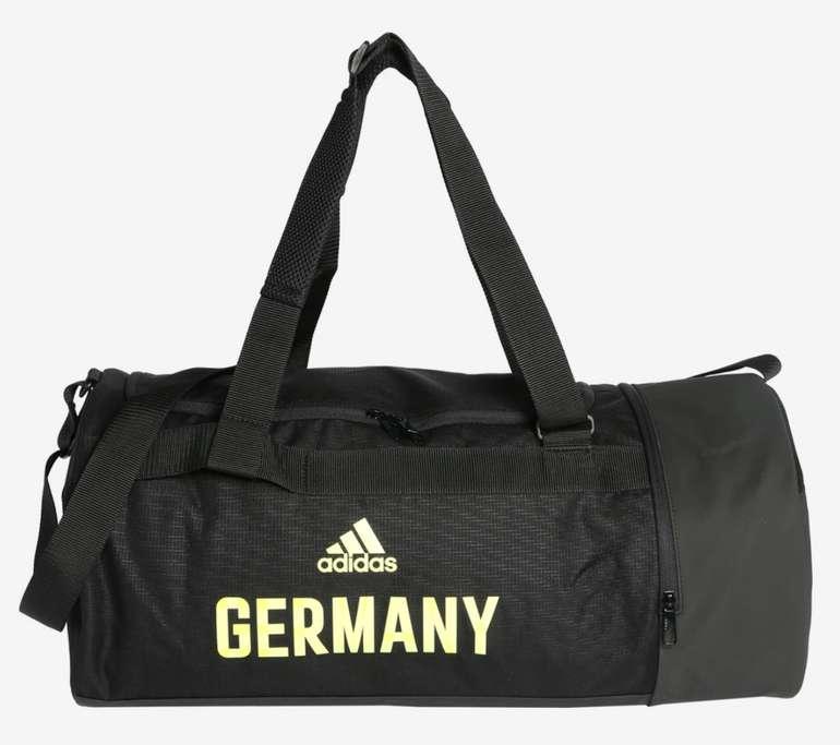 """Adidas Performance Sporttasche """"Ger Teambag"""" in schwarz für 11,95€ inkl. Versand (statt 24€)"""