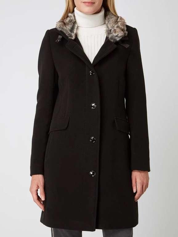 Montego Mantel mit Fake Fur für 55,99€ inkl. Versand (statt 80€)
