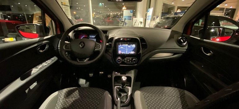 Renault Captur Collection TCe leasing 3