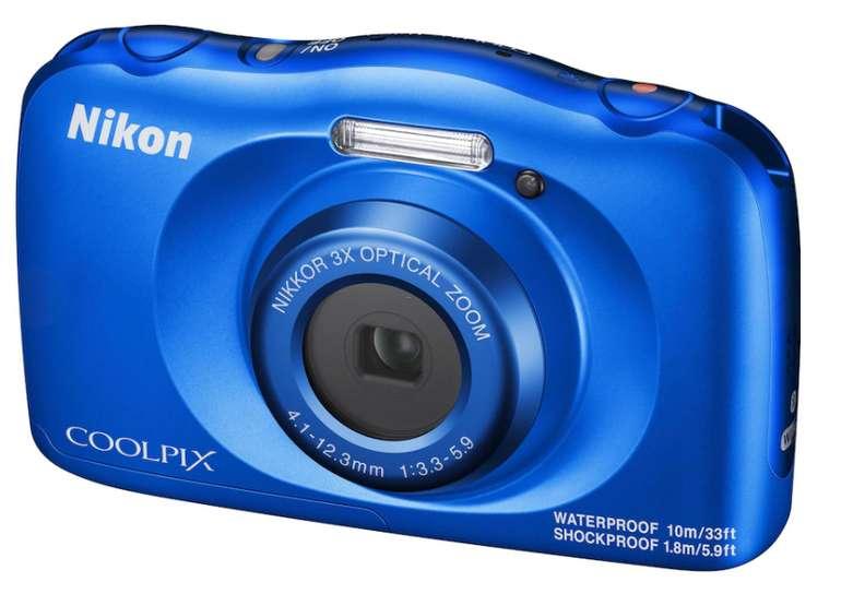 Nikon Coolpix W150 Kinder Kamera in Blau für 125,32€ inkl. Versand (statt 152€)