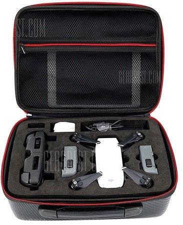 DJI Spark Koffer mit Schutz vor Wasser und Staub für 13,19€ (statt 19€)