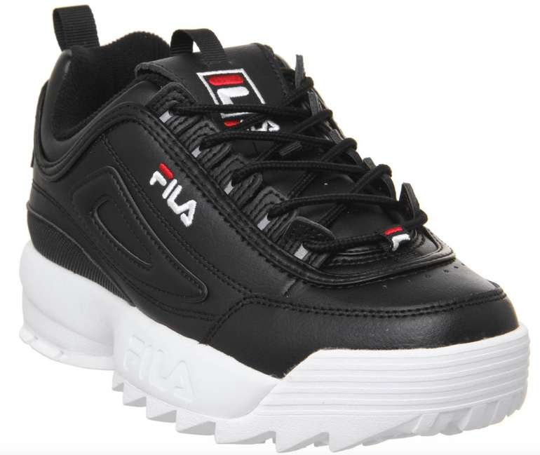 Fila Disruptor Sale bei Office-London - z.B. Modell Disruptor II Trainers ab 45€