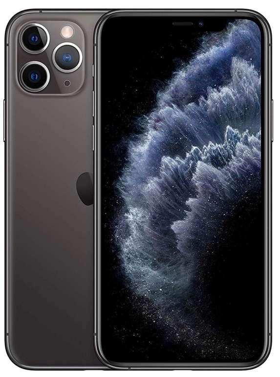 Apple iPhone 11 Pro 64GB Space Grau (OLED Display, iOS 13, 12 MP Triple-Kamera) je 949€ inkl. Versand