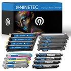 4er Set Ninetec Toner-Kartuschen (komp. zu Brother, HP, Samsung) für 69,99€