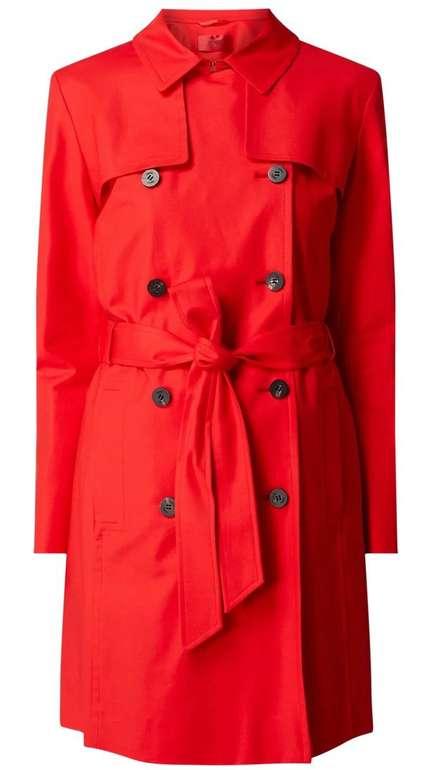 Hugo Makaras - Damen Trenchcoat mit 2-reihiger Knopfleiste für 139,99€ inkl. Versand (statt 349€)