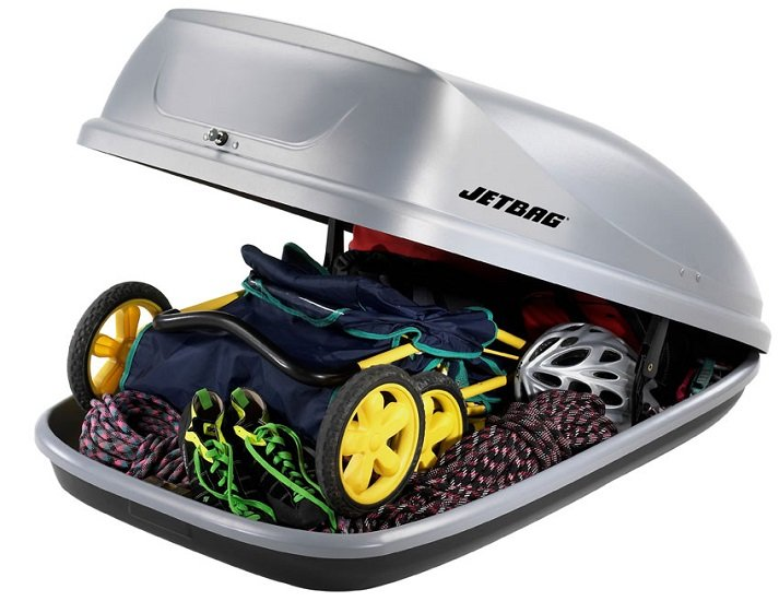 Jetbag Sprint 320 Dachbox 2