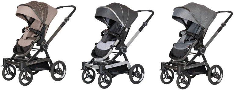 Hartan Xperia GTX 2019 Kinderwagen