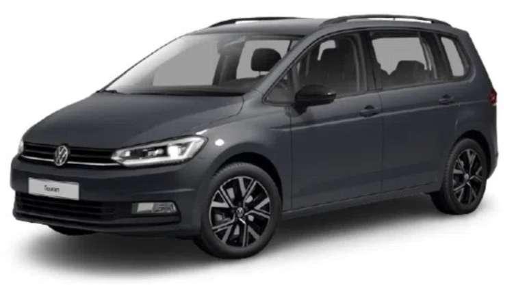 Privat Leasing: VW Touran 1.5 TSI OPF DSG Highline mit 150PS für 199€ mtl. (Überführung: 970€, LF: 0,57)