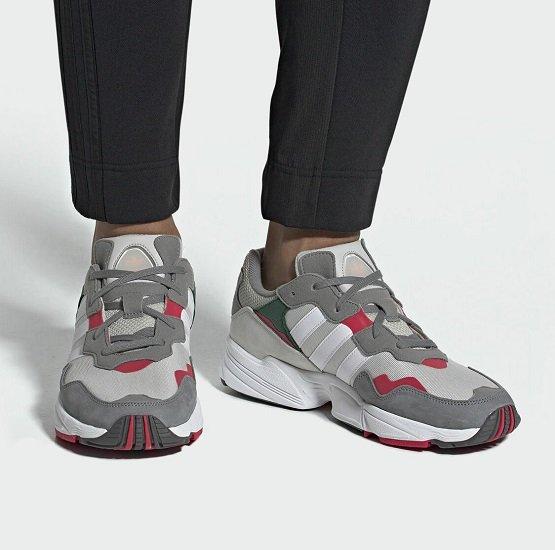 adidas Originals Yung-96 Unisex Sneaker für 55,56€ inkl. Versand (statt 63€)