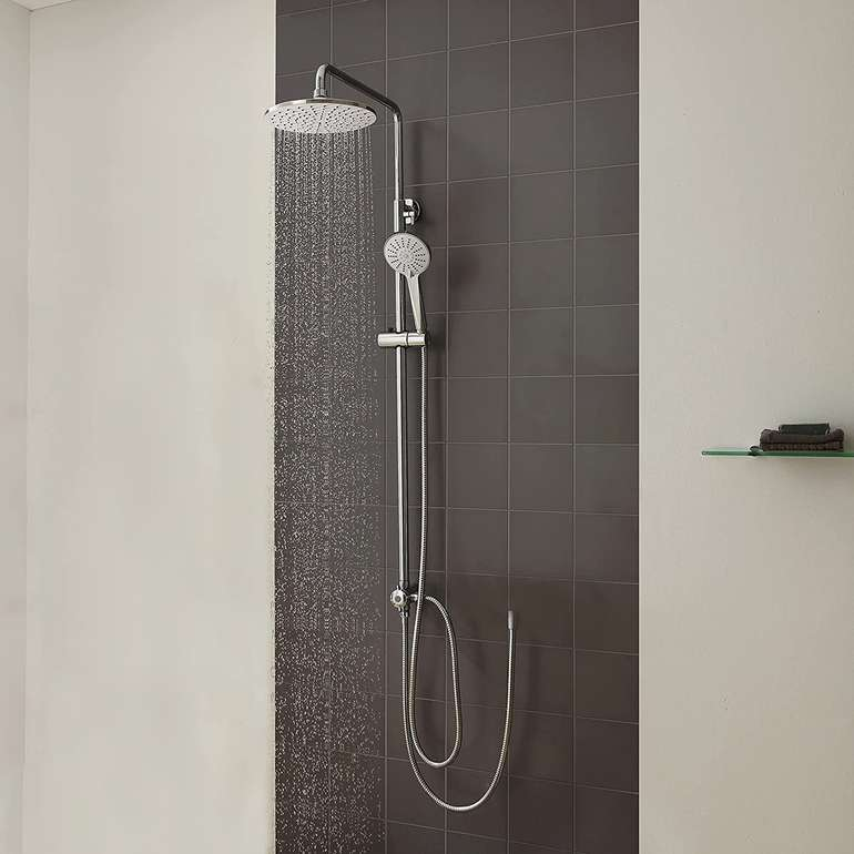Cecipa RXea X303C - Duschsystem ohne Thermostat für 39,99€ inkl. Versand (statt 80€)