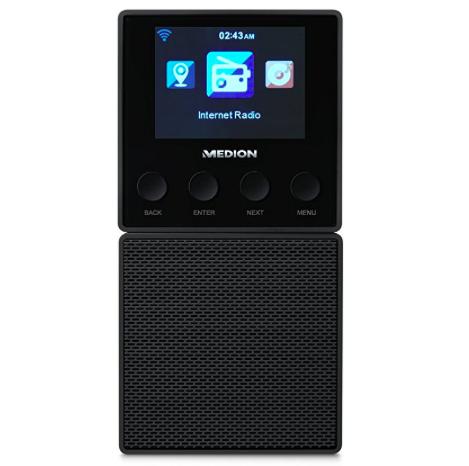 Medion E85032 (MD 87248) - Steckdosen Internetradio für 59,99€ (statt 75€)