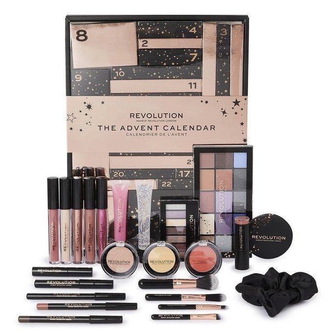 Makeup Revolution Advent Calendar 2020 für 33,95€ inkl. Versand (statt 60€)