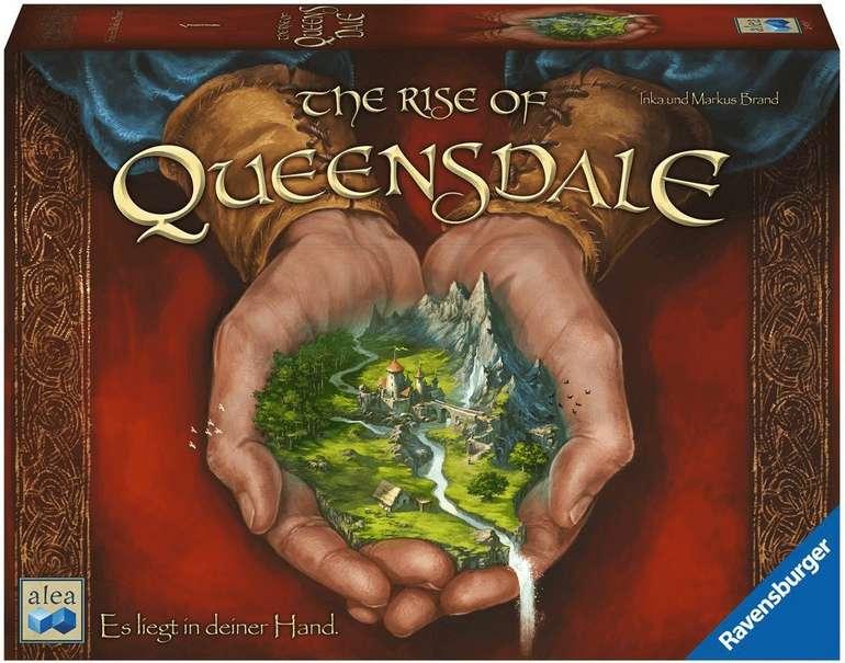 """Ravensburger Brettspiel """"The Rise of Queensdale"""" für 30,79€ inkl. Versand (statt 51€)"""