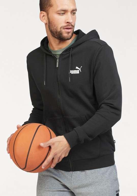 "Puma Herren Sweatshirt ""ESS+ FZ Hoody TR"" für 25,17€ inkl. Versand"