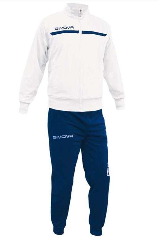 Givova Teamwear Sale mit bis zu 83% Rabatt bei SportSpar - z.B. One Full Zip Trainingsanzug für 19,99€