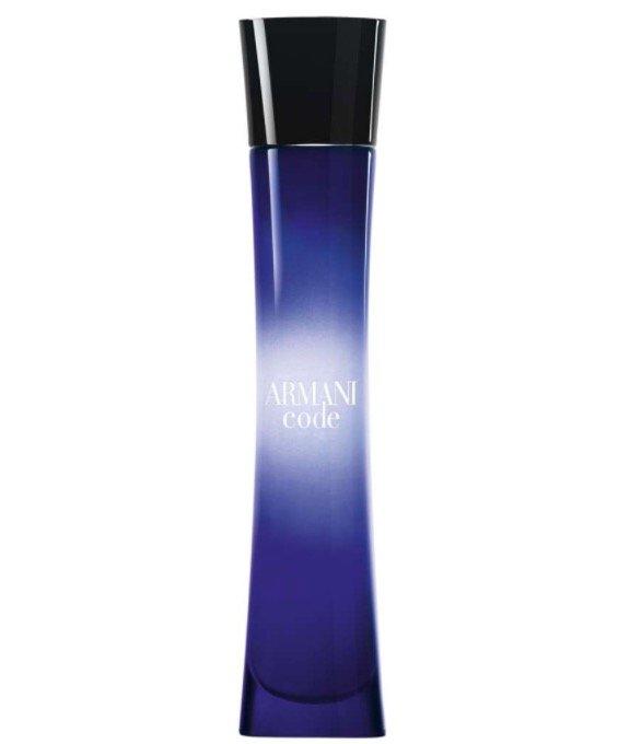 75ml Giorgio Armani: Armani Code Femme EdP für 47,99€ inkl. Versand (statt 61€)
