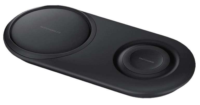 Samsung Wireless Charger Duo (EP-P5200) für 49,90€ inkl. Versand (statt 59€)