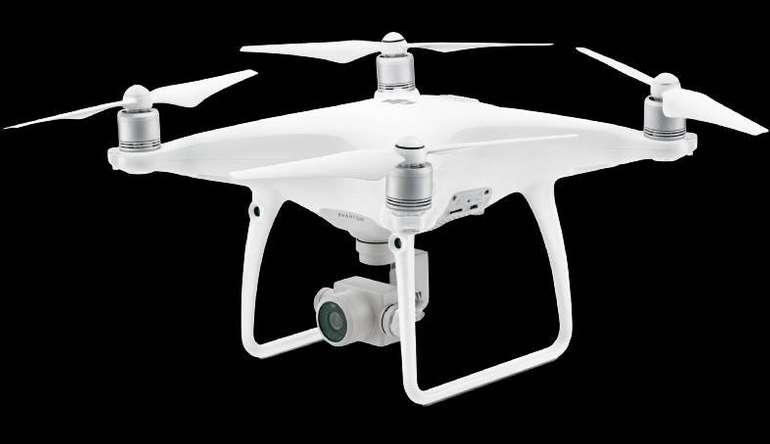 DJI Phantom 4 Advanced Drohne für 905,50€ inkl. Versand (statt 1.089,90€)