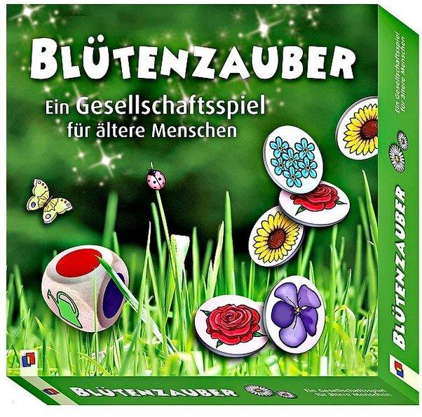 Blütenzauber Gesellschaftsspiel für ältere Menschen für 13,94€ (statt 24€)