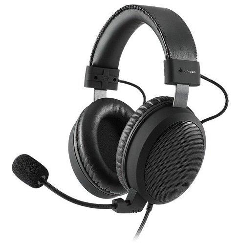Sharkoon B1 Over-Ear Gaming Headset für 39,90€ (ähnl. HyperX Cloud?)