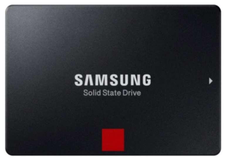Samsung 860 Pro - Interne 2,5 Zoll SATA SSD mit 4TB Speicher für 799€ inkl. Versand (statt 906€)