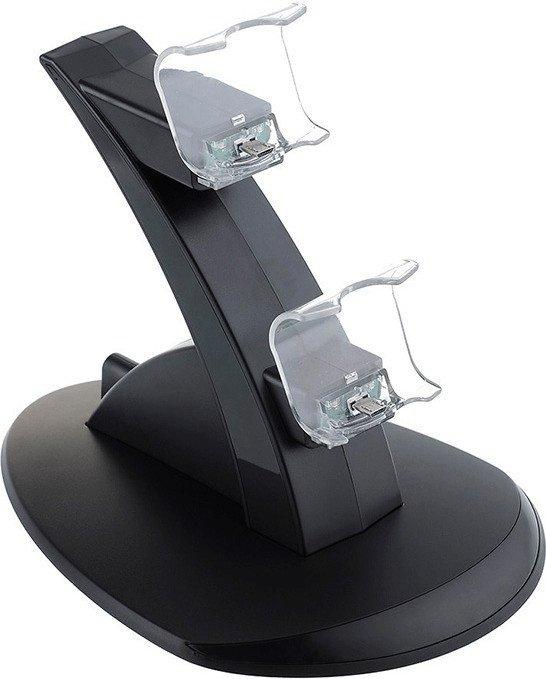 Piranha PS4 Charge Stand - Ladegerät für 2 Controller für 14€ inkl. VSK (statt 20€)